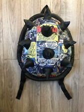Koopa Shell Spike Batman Bookbag