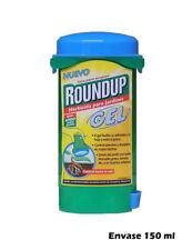 Herbicida conta malas hierbas de jardines ROUNDUP GEL 150 ml