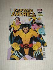 Marvel CAPTAIN AMERICA #5 Torque Uncanny X-Men Variant NM/M
