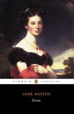 Emma By Jane Austen (Penguin Classics Paperback, 2003)