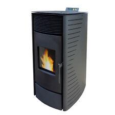 Poêle à granulés 11,5 kW insert à pellets de bois cheminée chauffage économique