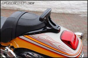 2006 Harley-Davidson VRSCSE2 Screamin Eagle CVO V-Rod Used Black Mini Sissy Bar