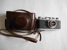 ZORKIY  ZORKI Leica copy Russian rangefinder camera.. Lens Industar - 22