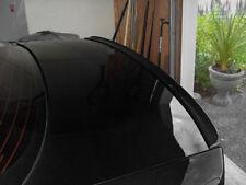 PAINTED Toyota MR2 SW20 1993  Boot lip spoiler - GLOSS BLACK