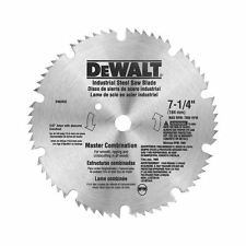 Dewalt Saw Blade 184mm x 16mm arbor and 20mm arbor