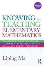 Knowing Teaching Elementary Mathematics Teachers' Understanding of Fundamen - VG