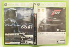 Halo 3: ODST & Forza Motorsport 3 (Microsoft Xbox 360, 2009) Video Game