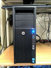 HP Z420 Workstation Xeon E5-1650 32GB RAM 1TB HDD Windows 10 Pro Quadro 600 c