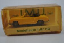 I.M.U. Modellauto 1:87 H0 VW Karmann Ghia Nr. 01201