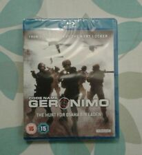 Code Name: Geronimo - The Hunt For Osama Bin Laden (Blu-ray, 2012)
