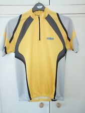 Vintage Retro Sport Cycle Jersey Shirt Size Est M No Sponsors