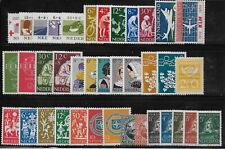 Netherlands  1941-63   Mint  Stamps   -  MNH-VF #  Y.T.  Lot