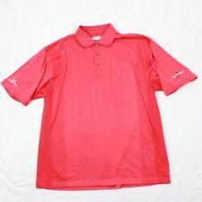 Pin High Jersey Polo Shirt Adult Size L Large Arizona Golf Association Vented T