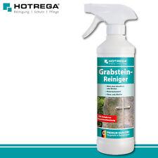 Hotrega 500 ml Grabstein Reiniger Premium Schmutz Pflege Putzmittel Friedhof