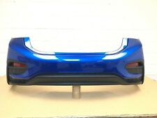 2016-2019 chevy cruze sedan RS rear bumper w/4 sensor & 2 module -blue away #11