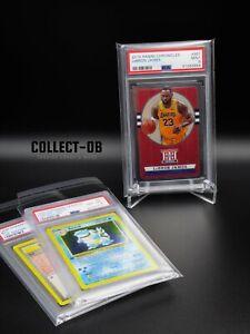 collect-ob Graded Card Sleeves / PSA / PGS / GSG / Pokemon / Sport / Yugioh /