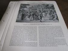 Frankfurt Archiv 5 Geschichte 2075 Gesellschaftshaus Palmengarten 1885 k.Kögler