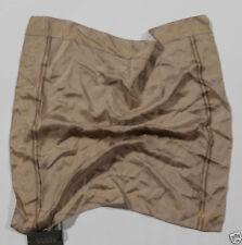 Écharpes et châles marron avec des motifs Géométrique pour femme, en 100% soie