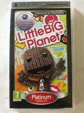 Little big planet platinum pour PSP