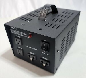VCT VT-3000J Japanese Voltage Transformer Converter 110 Volt 100v, 3000 WATT