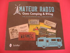 AMATEUR RADIO GOES CAMPING & RVing Camper Trailer CB Book by Closen & Brunkowski