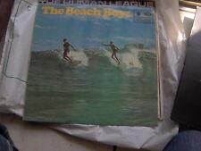 LP BEACH BOYS MFP UK HIT 1962/1968 COCHRAN BEATLES COPERTINA EX VINILE EX++