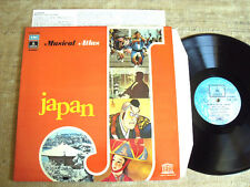 Japan   -  UNESCO Collection of Traditional Music of the World - -  LP
