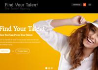 Talent Management Services Website -  Free Hosting -  Free Set Up