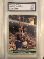 1992-93 Fleer Ultra RC #328 Shaquille O'Neal PSA 9 Mint