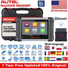 Autel MaxiCOM MK808BT OBD2 Auto Diagnostic Code Reader Scanner Better MK808