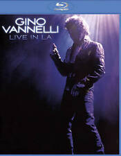 GINO VANNELLI: LIVE IN LA NEW BLU-RAY