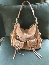 Junior Drake Leather Shoulder Bag Handbag Purse