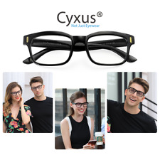 Cyxus Blue Light Blocking Computer Gaming Glasses Anti Eyestrain Filter UV 100%