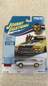 Johnny Lightning Class of 1971 Buick GSX Chase CASE FRESH!!!!!