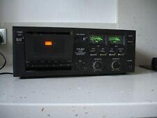 platine K7 vintage TEAC A-103 stereo cassette deck