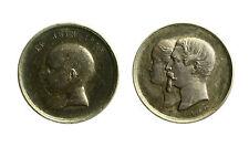 pcc1838_70) Médaille Napoléon III BAPTEME DU PRINCE IMPERIAL 14 juin 1856 mm 16
