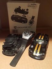 Dodge Viper GTS Diecast 1:24 Opening Doors New Ray Mail Away IR RC Watch