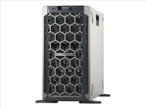 NEW Dell XDX41 EMC PowerEdge T340 Server Xeon E-2234 8 GB DDR4 RAM