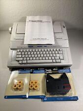 Smith Corona Wordsmith Model Ka1 1 Electric Typewriter With Ribbons Tested Works