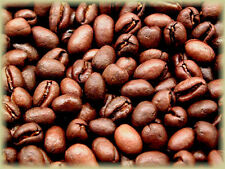 Tanzanian Kilimanjaro Peaberry Coffee, Medium Roast Whole Beans 2 / 1 Pound Bags