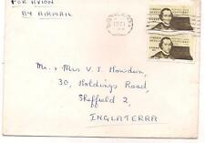 1971-MEXICO-letter to England.