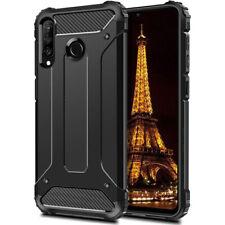 Coque Silicone Housse Etui Protection Antichoc Huawei P20/P30/P40 Lite Pro /Mate