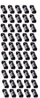 100x OEM Type C Fast Charge Cable Cord Charging Quick USB-C Wholesale BLACK