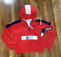 fila jacket Winbreaker Womens Size S  Brand New With Tags  Authentic