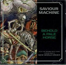 Saviour Machine - Behold A Pale Horse 4 Track CD EP
