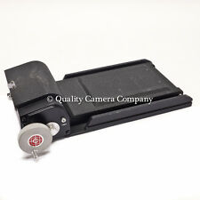 Calumet 6x7 Roll Film Holder C2 FOR 4x5 BACK USES 120/220 - EXCELLENT