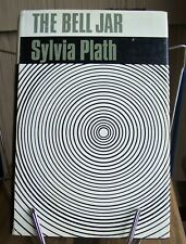 The Bell Jar, Sylvia Plath, First Edition, 1966, Faber and Faber
