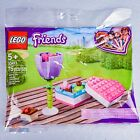 Lego 30411 FRIENDS Chocolate Box & Flower Sealed Polybag 75 Pieces Easter Basket