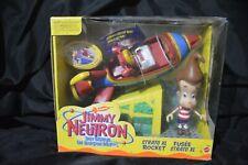New listing Nickelodeon Jimmy Neutron Boy Genius With Strato Xl Rocket New in Box