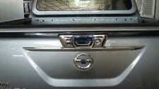 TAIL GATE HANDLE COVER CHROME FOR NISSAN FRONTIER NAVARA NP300 2014 - 2017
